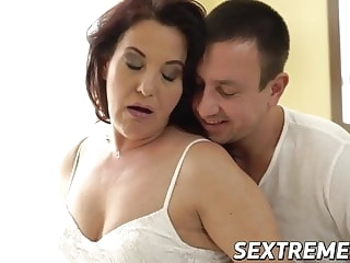 blowjob HQ cumshot video mature