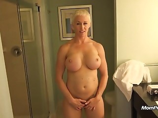 mature HQ milf video pov