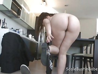 bbw HQ hardcore video facial
