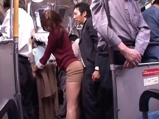 japanese HQ blowjob video public