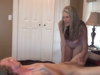 amateur HQ anal video blonde