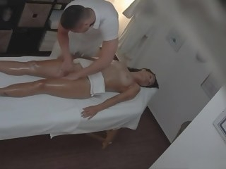 massage HQ straight video blonde