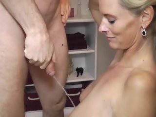 straight HQ german video amateur
