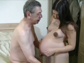 straight HQ pregnant video hairy