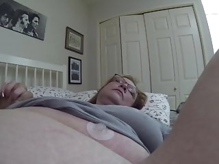 bbw HQ mature video redhead