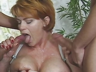 anal HQ mature video group sex