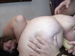 amateur HQ anal video blowjob