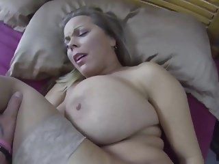 creampie HQ milf video old & young